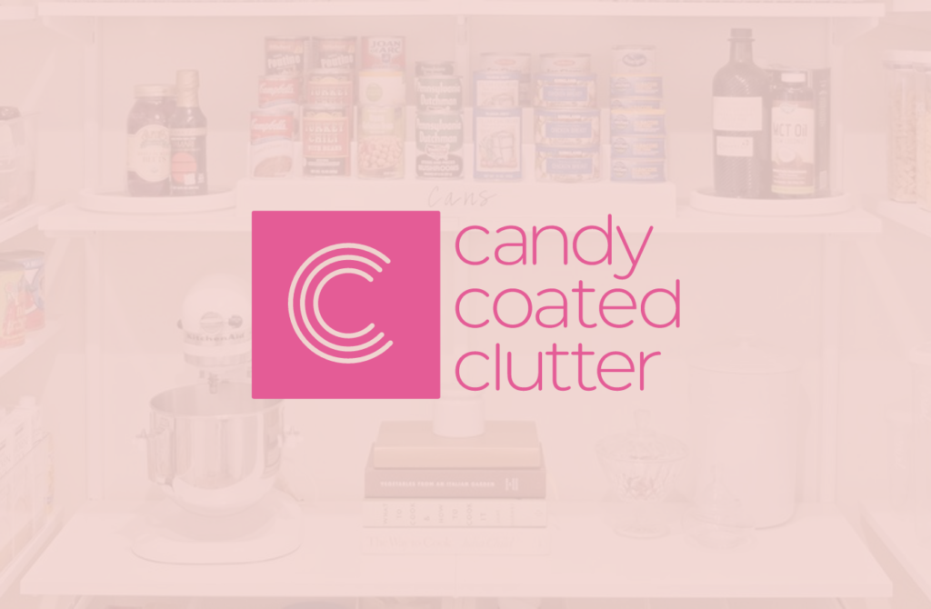 Logo for Candy Coated Clutter