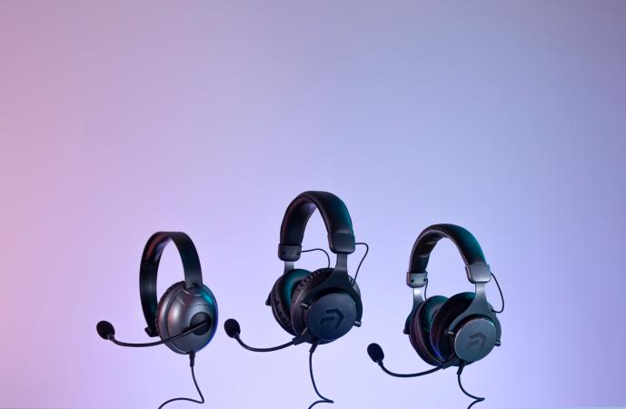 GameStop ATRIX Headphones
