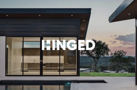 Hinged Logo Design